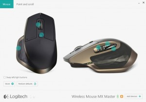 Logitech MX Master Options 1