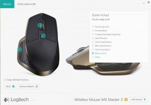 Logitech MX Master Options 4
