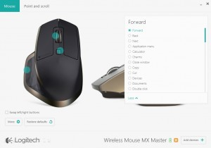 Logitech MX Master Options 5