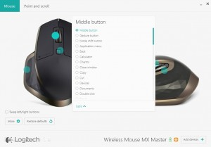 Logitech MX Master Options 6