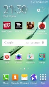 Samsung Galaxy S6 Edge UI (1)