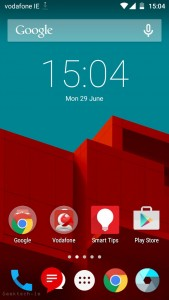 Vodafone Smart Prime 6 UI (1)