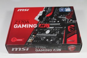 MSI Z170A Gaming M5 Motherboard (1)