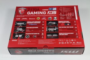 MSI Z170A Gaming M5 Motherboard (2)
