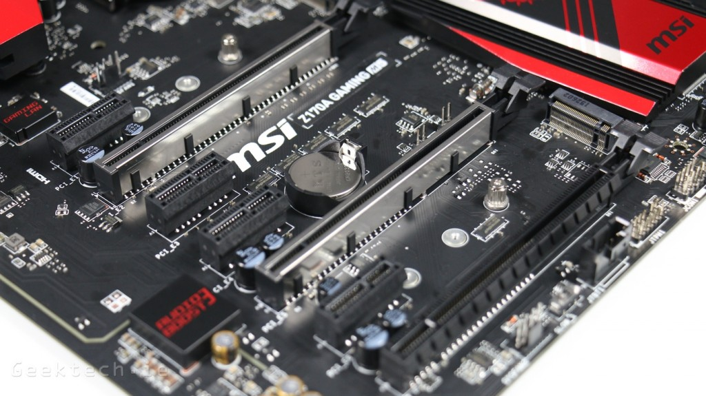 MSI Z170A Gaming M5 Motherboard (4)