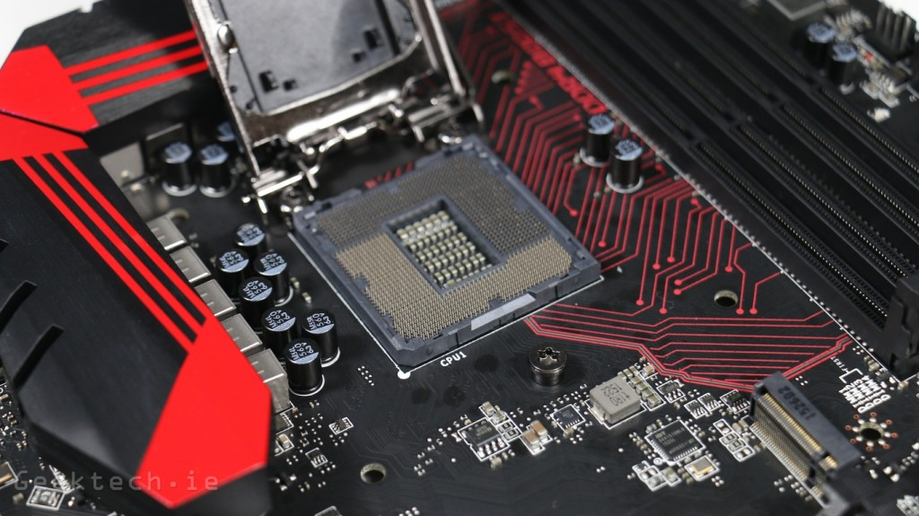 MSI Z170A Gaming M5 Motherboard (9)
