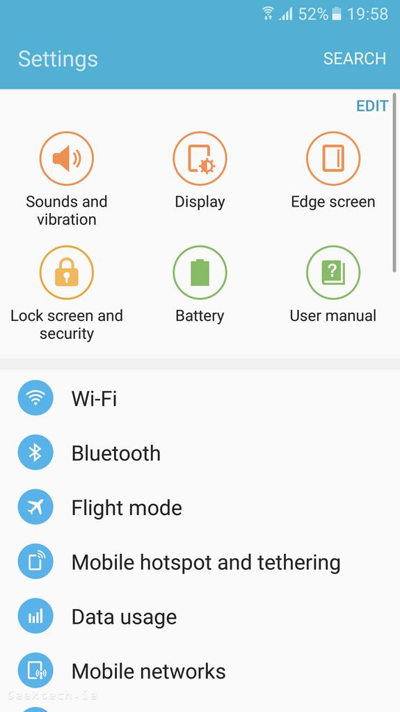 Samsung Galaxy S7 Edge UI (7)