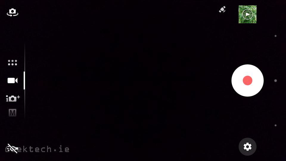 Sony Xperia X Camera UI (1)