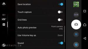 Sony Xperia X Camera UI (4)