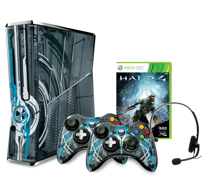 Xbox 360 Halo 4 bundle confrimed  Geektechie