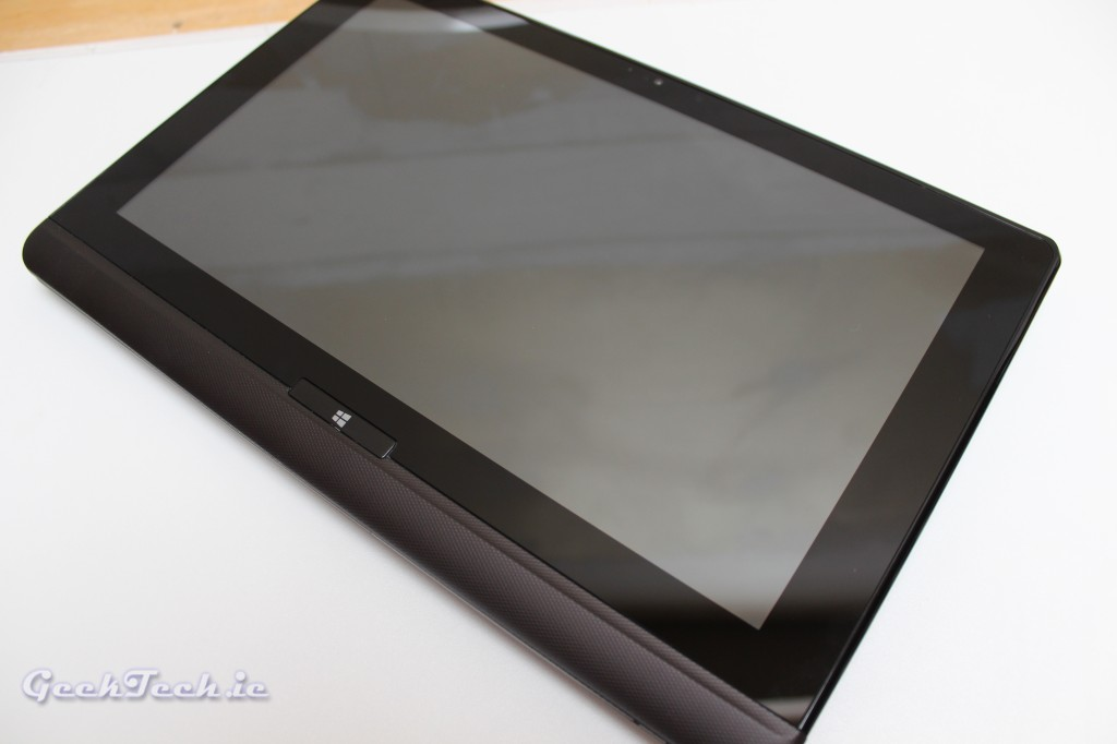 Toshiba U920 tablet mode