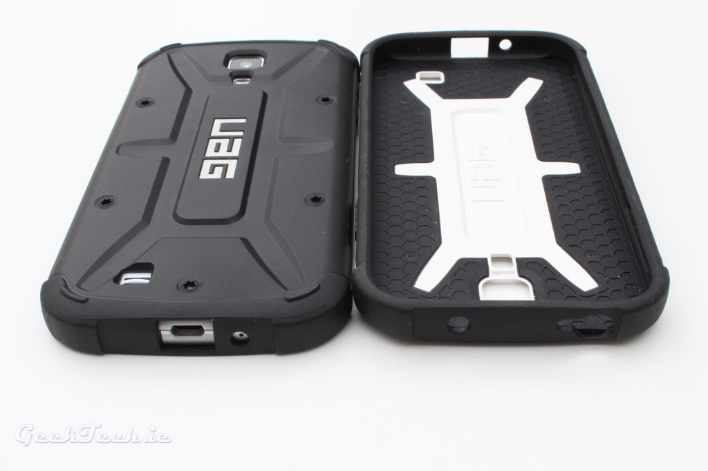 UAG for S4 Black and white