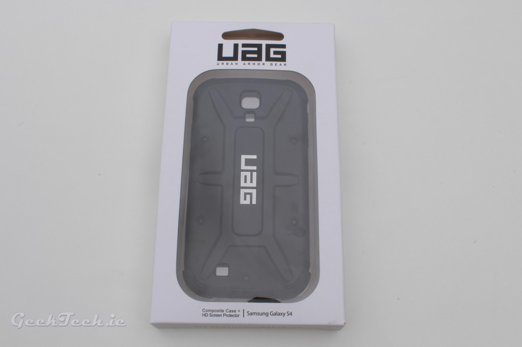 UAG for S4 Package Front