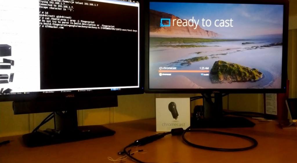 chromecast bootloader hack