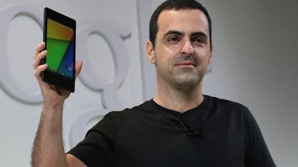 Android VP Hugo Barra