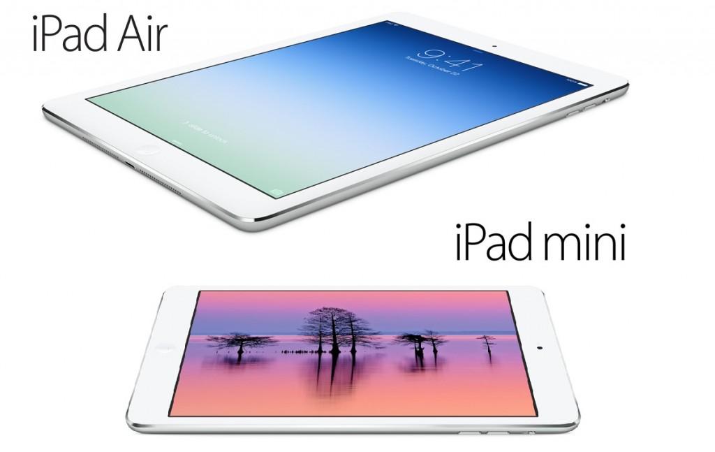 iPad air and mini featured image