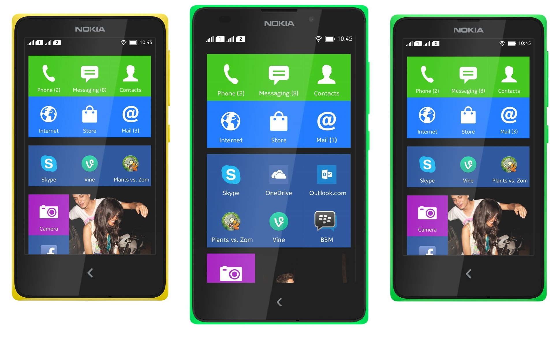 Phone Nokia Android Based Phone nokia announce the x and xl first android based smartphones