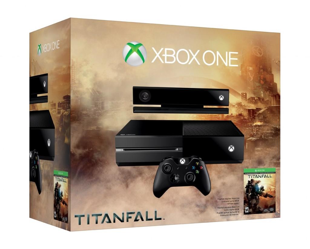 Xbox One titanfall bundle (3)