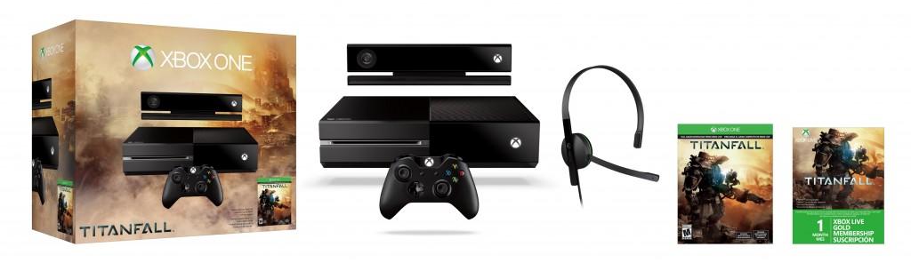 Xbox One titanfall bundle (4)