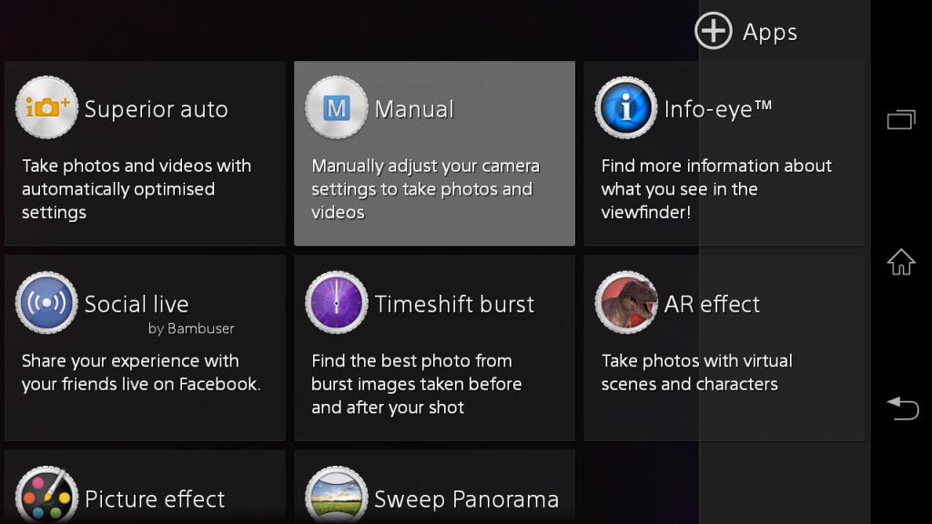 Sony Xperia Z1 Compact Camera UI (5)
