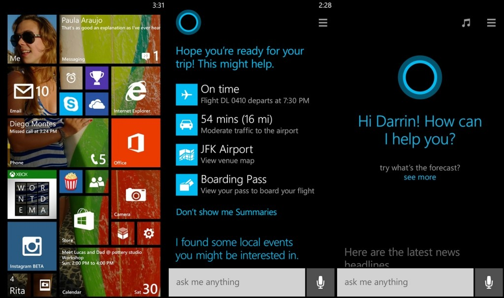 Windows phone 8.1 image