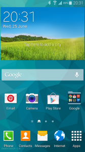 Galaxy S5 UI (1)