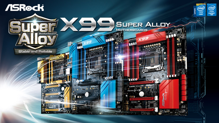 ASrock X99 Featured