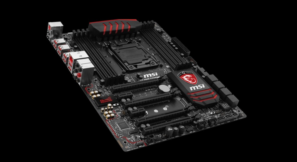 MSI X99 featured