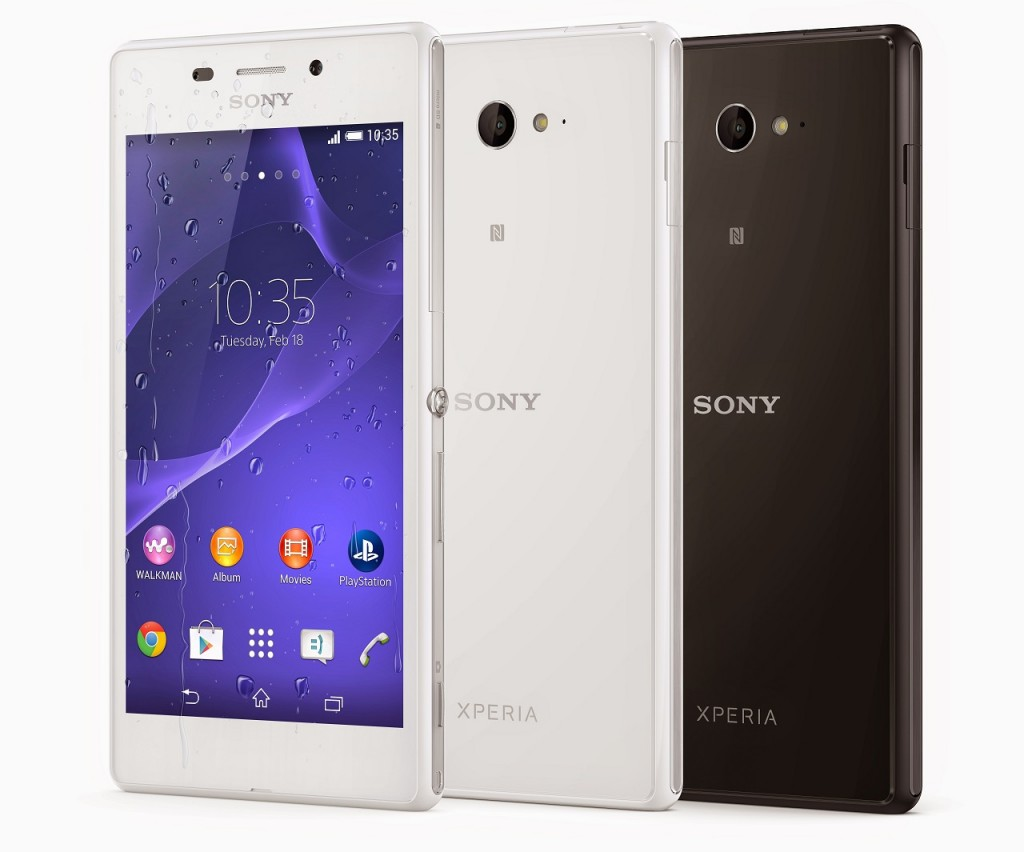 Sony Xperia M2 Featured image