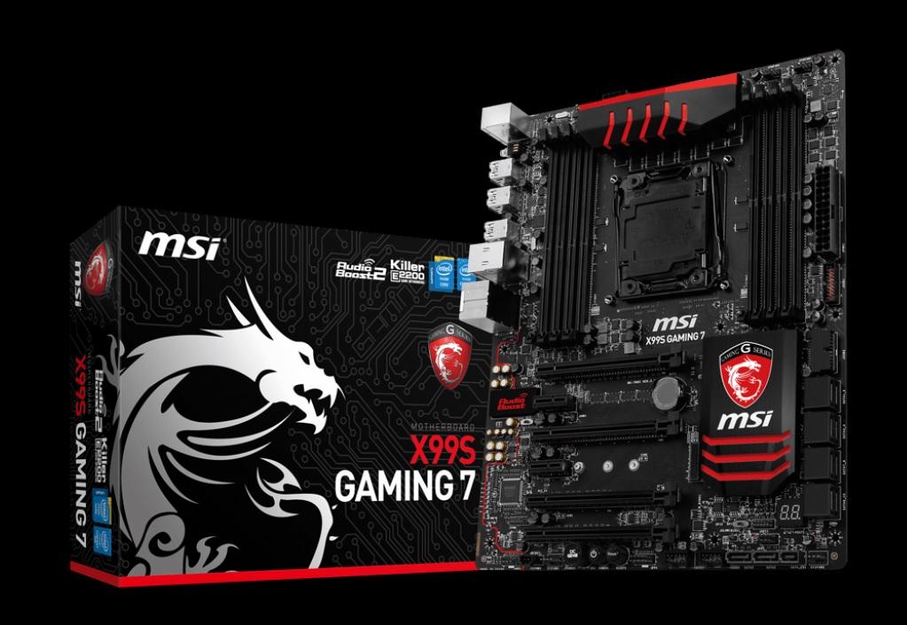X99S Gaming 7