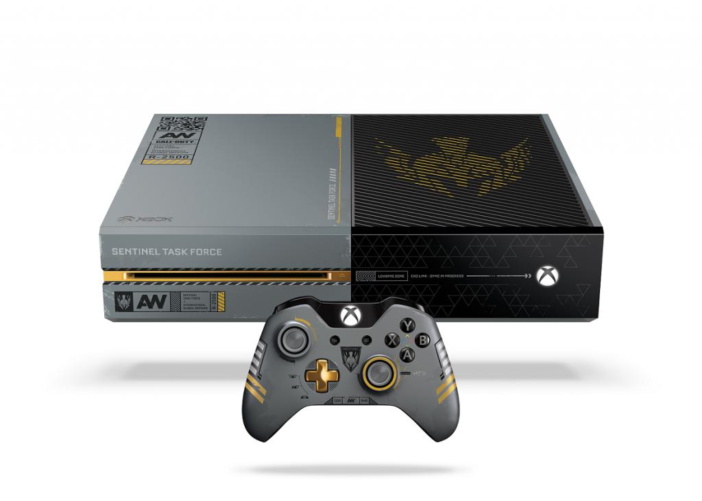 Xbox One Cod Console