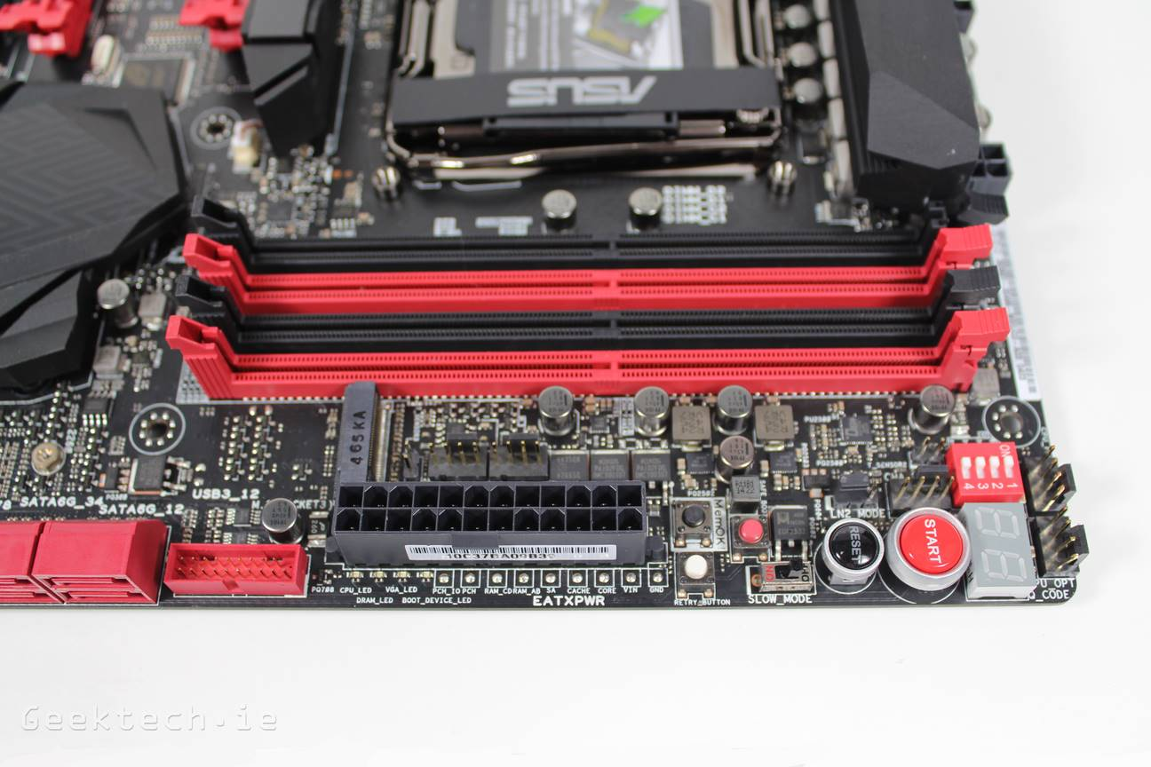 Review: Asus ROG Rampage V Extreme X99 Motherboard – Page 2