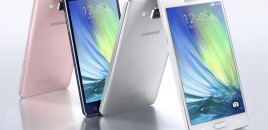 Samsung announce Galaxy A5 and A3: Thin metal unibody smartphones