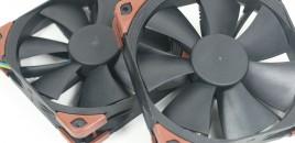 Review: Noctua Industrial PPC NF-F12 Fans