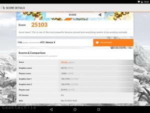 Nexus 9 Benchmark (2)