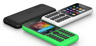 Microsoft announce Nokia 215, $29 internet-ready phone