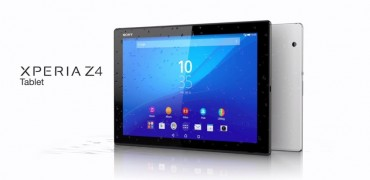 Sony's Xperia Z4 tablet is the lighest and thinnest around, features 10.1-inch 2k display, IP68, and Snapdragon 810 chipset