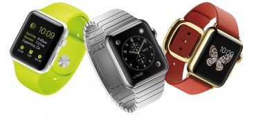 Apple Watch arrives on April 24th starting at $349