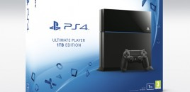 Sony announce PlayStation 4 Ultimate Player 1TB Edition