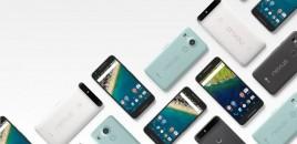 Google announce Nexus 5X and Nexus 6P smartphones