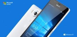 Microsoft announce Lumia 950 and 950XL