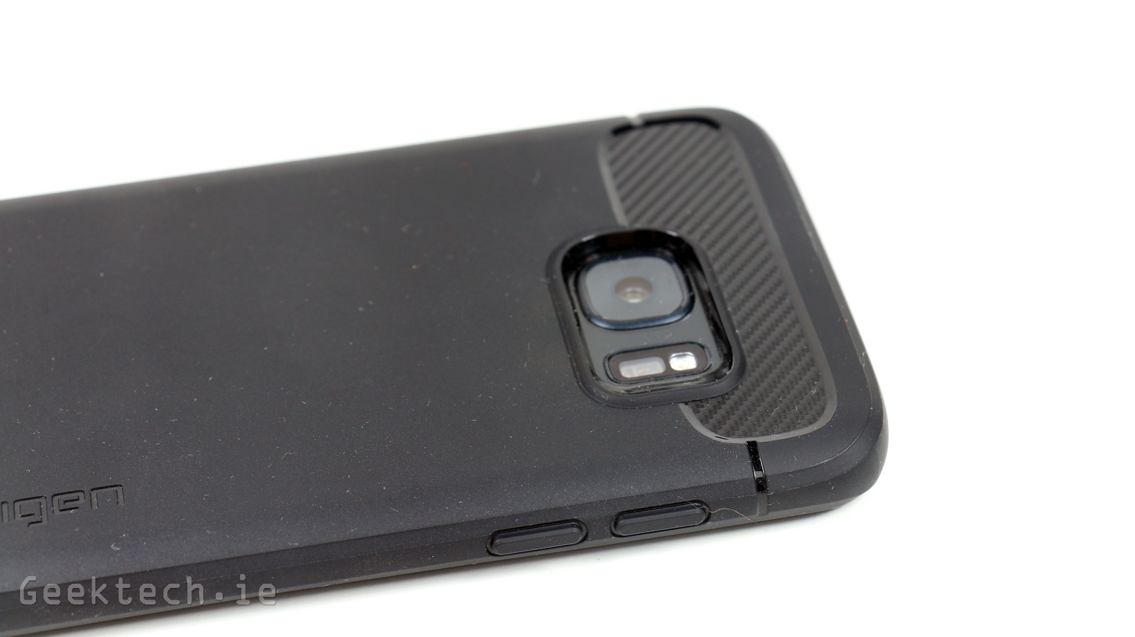 Review Spigen Rugged Armour Cover For Galaxy S7 Edge Samsung Carbon Case 16