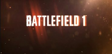 Battlefield 1 announced, set in WW1 and launches October 21st