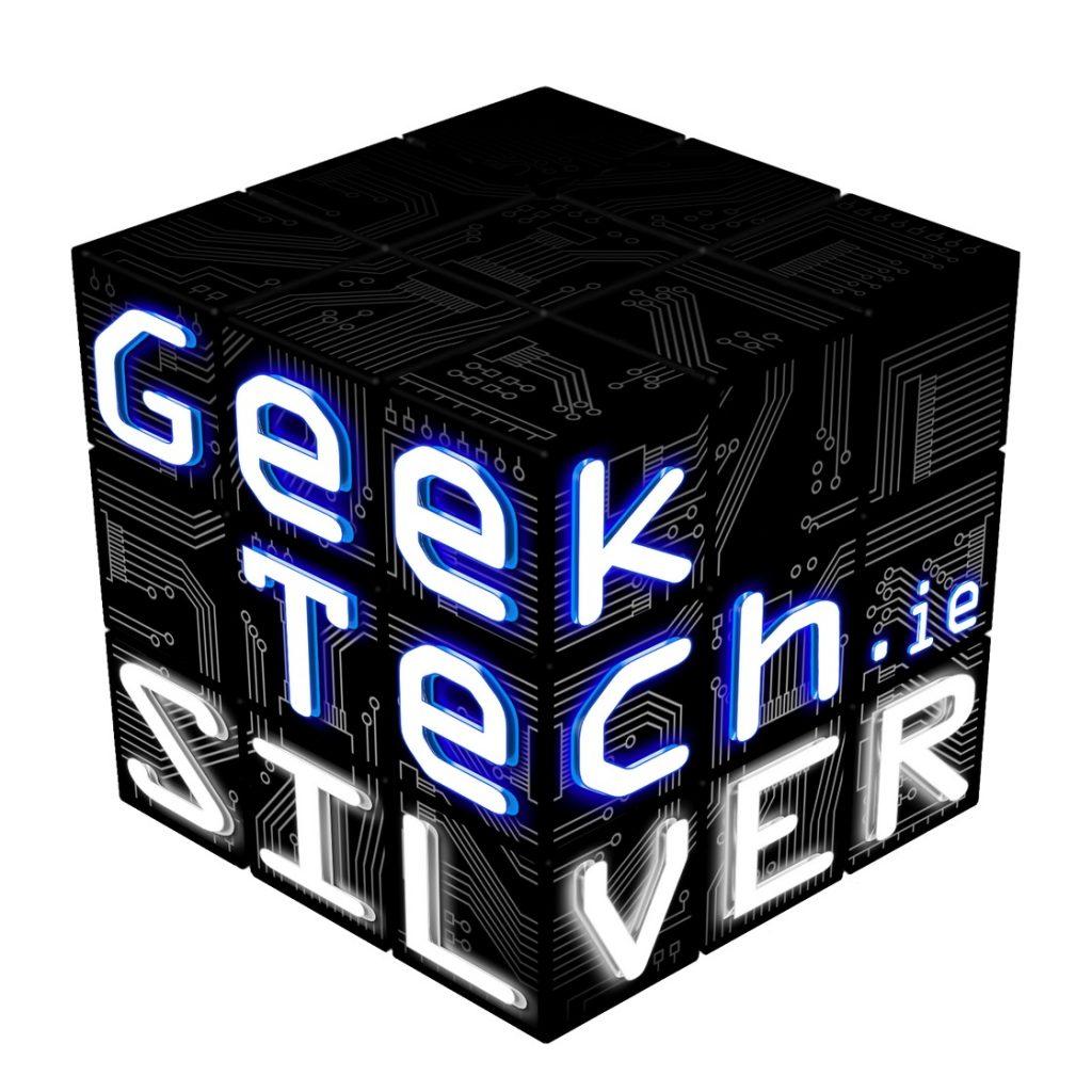 Cube Logo Silver award