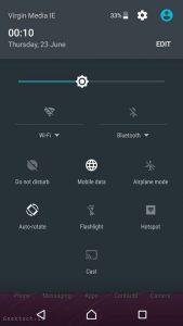 Sony Xperia X UI (3)