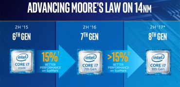 Intel's 8th Generation CPU (Cannonlake) to continue using 14nm process