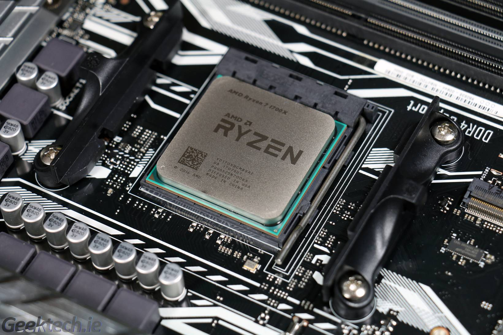 Review Amd Ryzen 7 1700x Geektech Ie