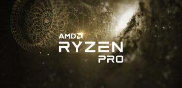 AMD announce Ryzen Pro workstation processors for enterprise/public sector