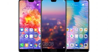 Huawei unveil the P20 and P20 Pro smartphones