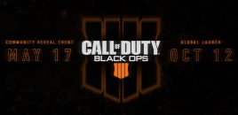 Call of Duty Black Ops 4 arrives October 12th